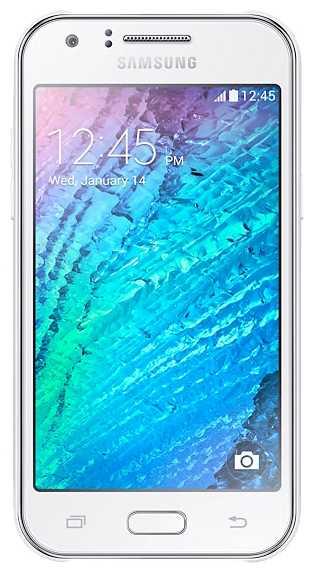 Цены на ремонт Galaxy J1