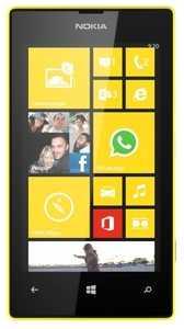 Цены на ремонт Lumia 520