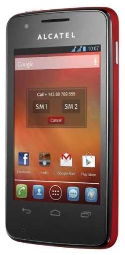 Цены на ремонт One Touch SPOP 4030 / 4030D